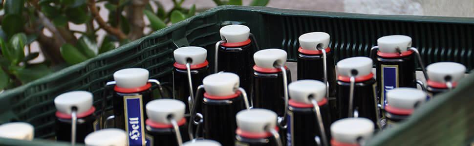 Getränke in München vom Getränkelieferservice Andys Getränkequelle